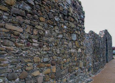 St Malachys Wall, Brief History of Bangor Northern Ireland at North Down Museum