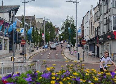 Bangor Main Street, Tourist Attractions in Bangor Northern Ireland