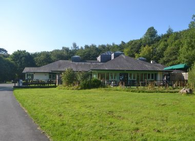 Woodlands Cafe Crawfordsburn, North Down Coastal Path Bangor to Holywood