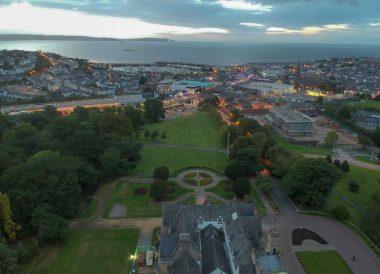 Castle Park Views, Best Hotels in Bangor Town Centre Northern Ireland