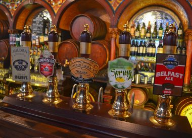 Belfast Craft Beers, Traditional Northern Ireland Food and Drink