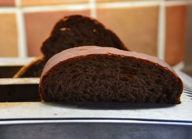 Toasted Veda Bread, Traditional Northern Ireland Food and Drink