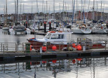 Bangor Boat Pontoon, Tourist Attractions in Bangor Northern Ireland