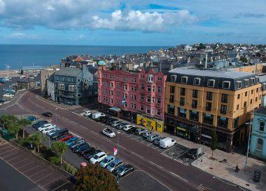 Marine Court Hotel, Best Hotels in Bangor Seafront Town Centre, Northern Ireland