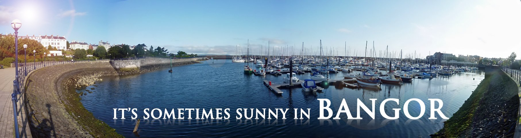 Bangor Northern Ireland: Tourism Attractions, Stories and Stuff - Things to do in the (Sometimes) Sunny Seaside Town of Bangor Northern Ireland