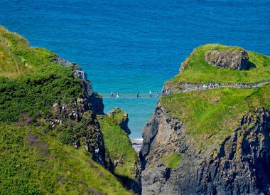 Carrick-a-Rede Rope Bridge, Things to do in Northern Ireland Tourist Attractions