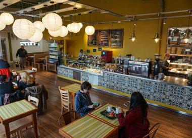 Cafe and Restaurant, New Asian Supermarket Belfast 40 Ormeau Embankment