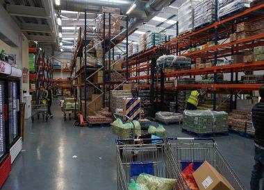 Wholesale Warehouse, New Asian Supermarket Belfast 40 Ormeau Embankment