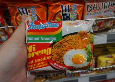 Indomie Instant Noodles, New Asian Supermarket Belfast 40 Ormeau Embankment