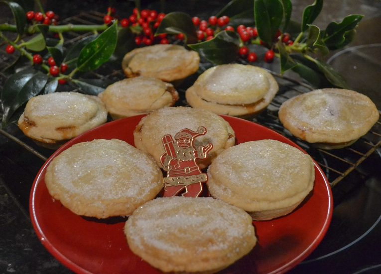 Mince Pies, Traditions of Christmas in Northern Ireland, Bangor NI