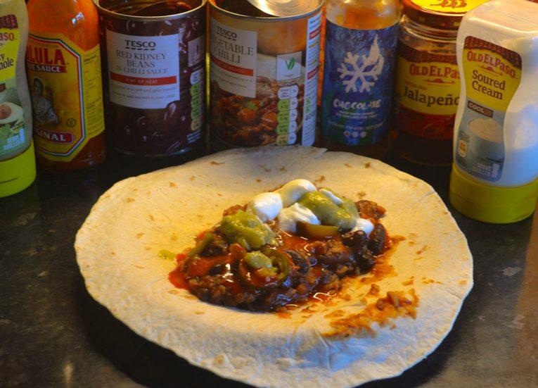 Tasty Mexican Food, Vegetarian Challenge. Eating Vegetarian Food for a Week